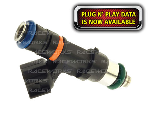 Bosch 1000cc ¾ Length Injector