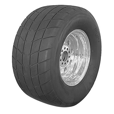 M&H Racemaster Radial Drag Race Tires ROD-19