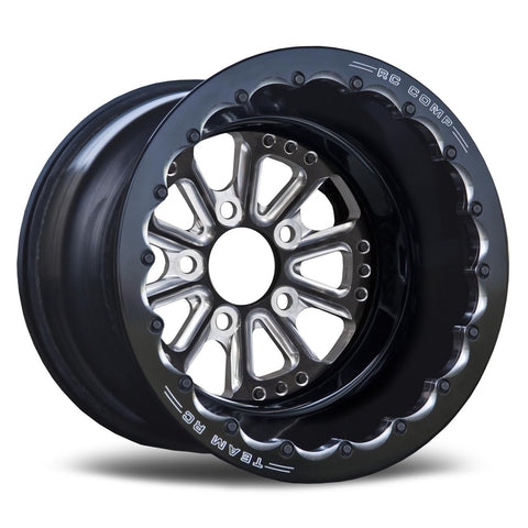 RC Components Exile Eclipse Gloss Black Wheels