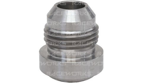 Raceworks Stainless Steel AN Flare Weld Ons
