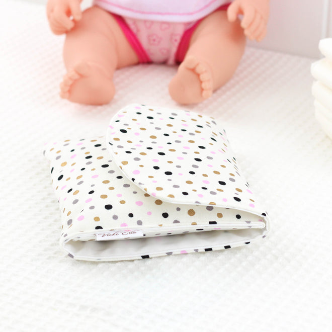 Doll Nappy Wallets