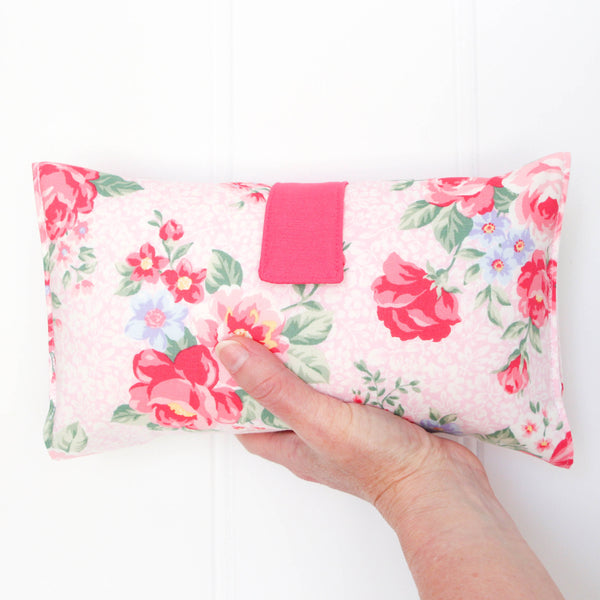 Nappy Wallet - Spring Rose