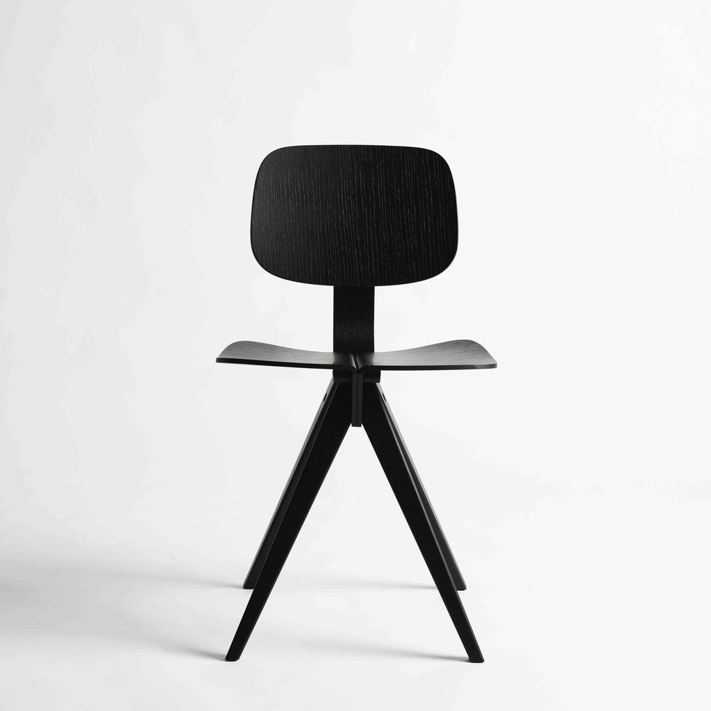 Mosquito Chair black oak