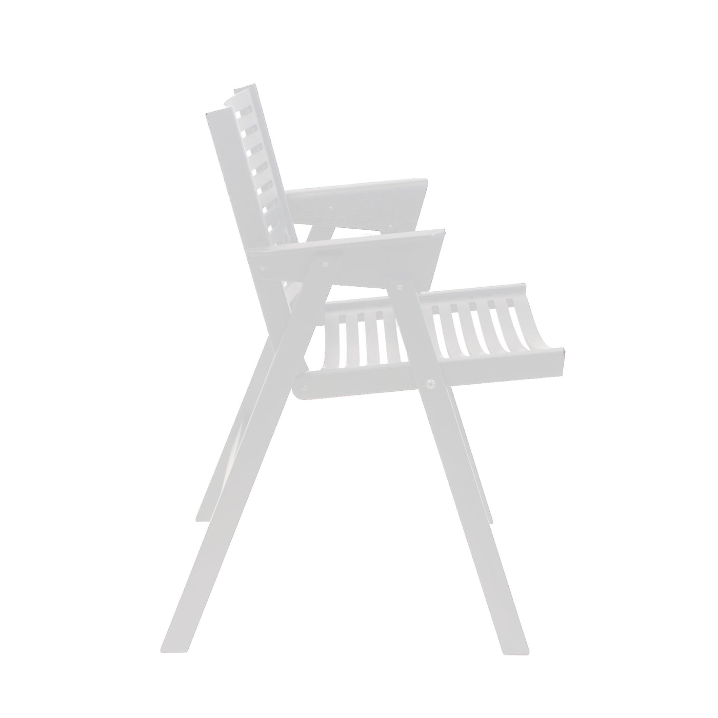Rex Chair white ashwood