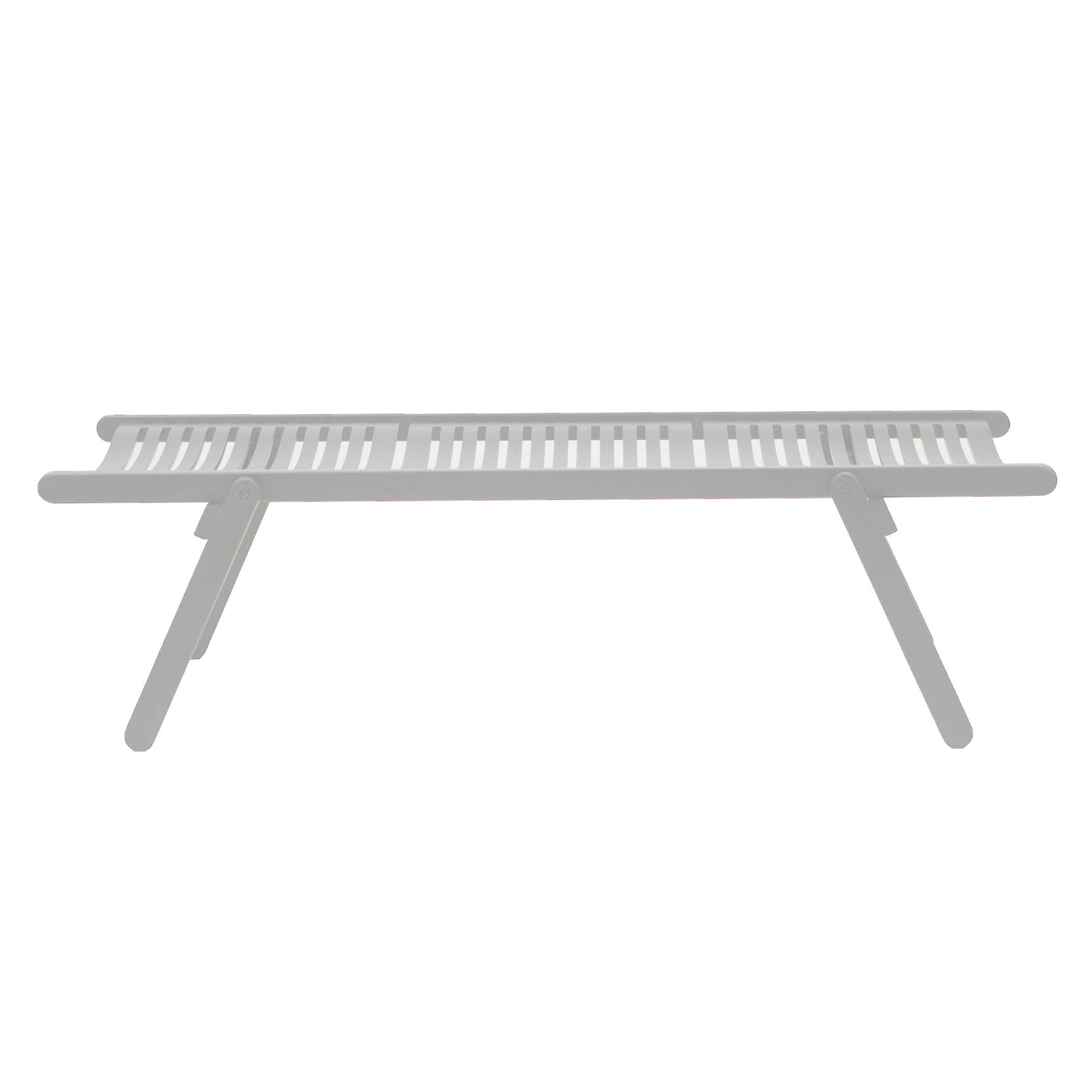 Rex Small Daybed white ashwood