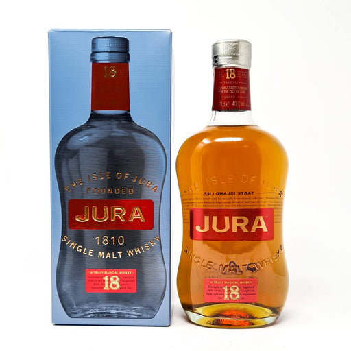 Jura 18 Year Old Whisky Old and Rare Whisky