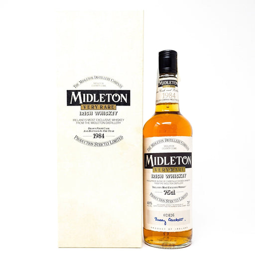 Midleton Very Rare 1984 Whisky Old and Rare Whisky