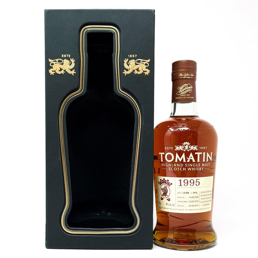 Tomatin 1995 Limited Edition Whisky Old and Rare Whisky