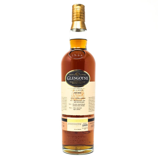 Glengoyne 14 Year Old 1999 Vintage Pedro Ximenez Cask Finish 70cl, 53.2% ABV Whisky Old and Rare Whisky