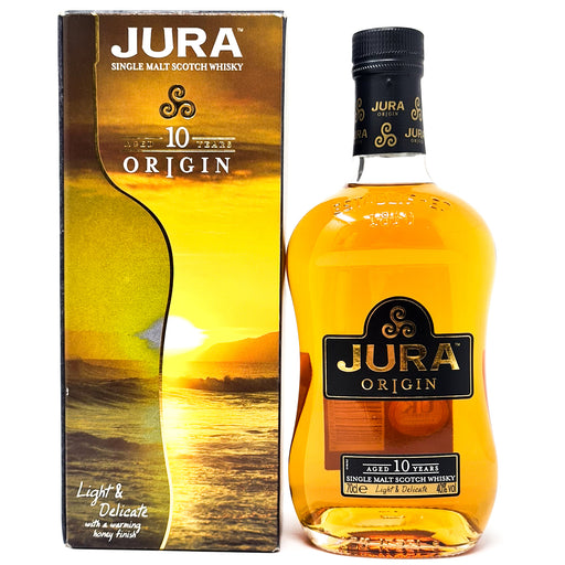 Jura 10 Year Old Origin 70cl, 40% ABV