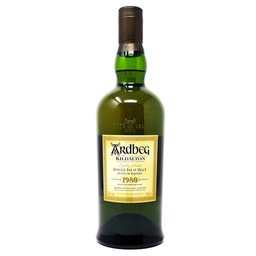 Ardbeg Kildalton 1980 Limited Edition Scotch Whisky, 70cl, 57.6% ABV