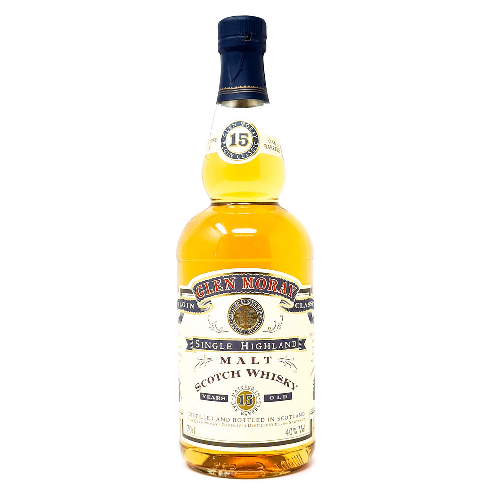 Glen Moray 15 Year Old (Old Bottling)