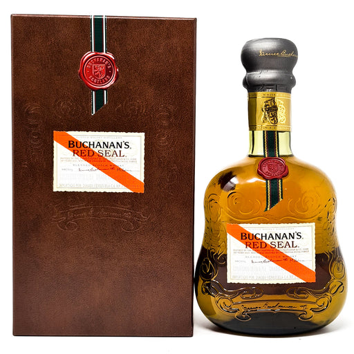Buchanan's Red Seal Blended Whisky 75cl, 40% ABV