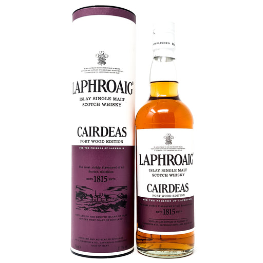 Laphroaig Cairdeas Feis Ile 2013 Port Wood Edition 70cl, 51.3% ABV