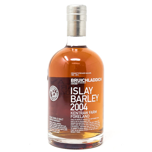 Bruichladdich Islay Barley 2004 Kentraw Farm 50cl, 57.5% ABV