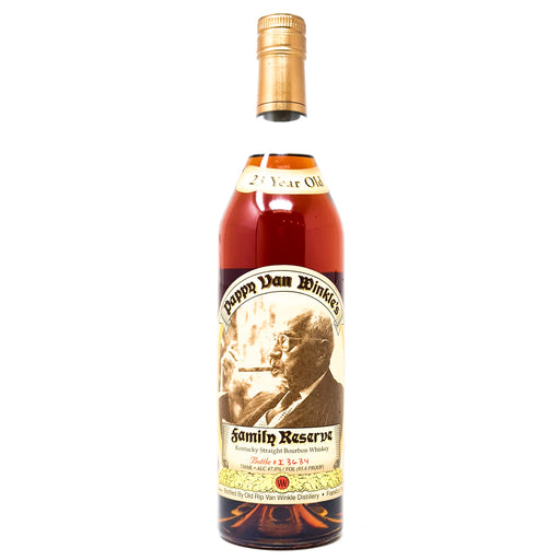 Pappy Van Winkle's 23 Year Old Family Reserve, 75cl, 47.8%ABV