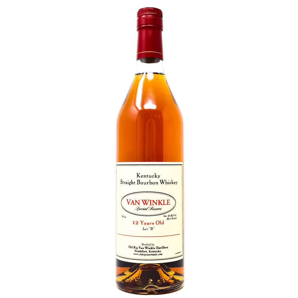 "Van Winkle 12 Year Old Special Reserve Lot ""B"" 75cl, 45.2% ABV"