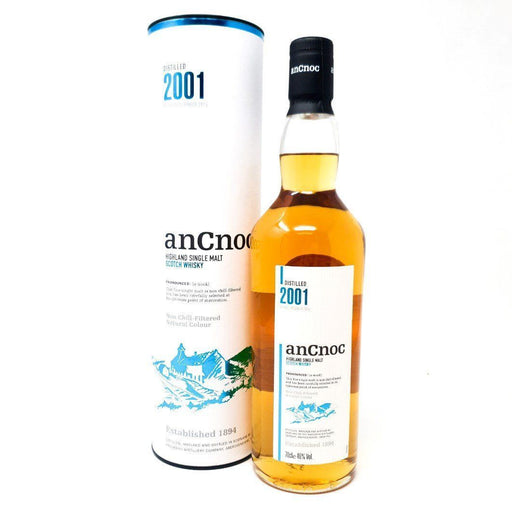 anCnoc 2001 Whisky Old and Rare Whisky