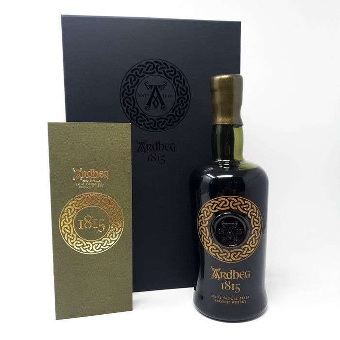 Ardbeg 1815 Islay Malt Whisky 200th Anniversary Whisky Old and Rare Whisky