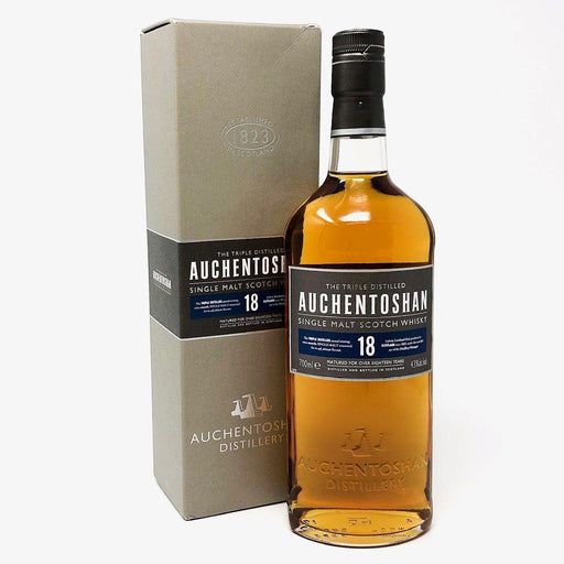 Auchentoshan 18 Year Old Scotch Whisky Whisky Old and Rare Whisky