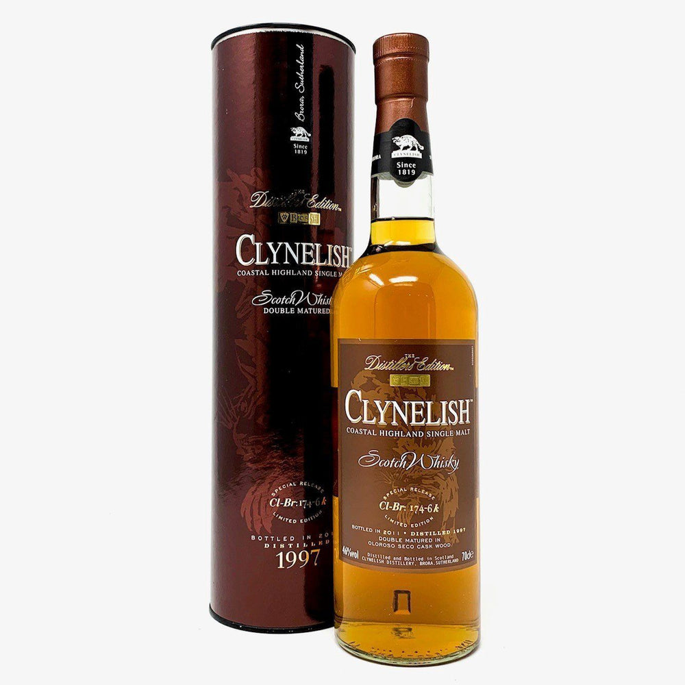 Clynelish Distillers Edition 1997 Whisky Old and Rare Whisky
