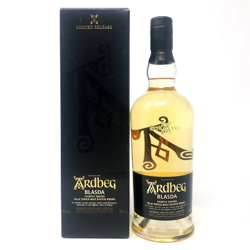 Ardbeg Blasda Limited Edition Whisky Old and Rare Whisky