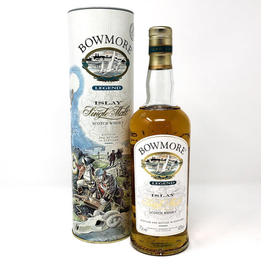 Bowmore Legend Of Donnachie Mohr Whisky Old and Rare Whisky