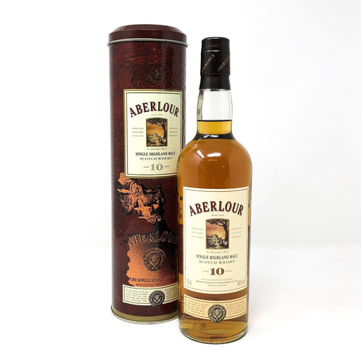 Aberlour 10 Year Old Whisky Old and Rare Whisky