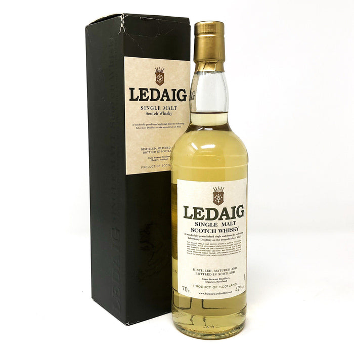 Ledaig Single Malt Whisky Whisky Old and Rare Whisky