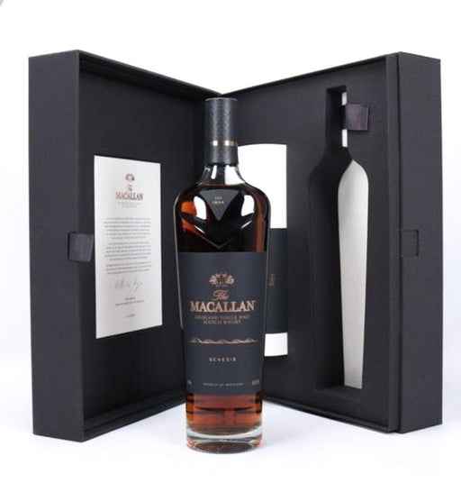 Macallan Genesis Single Malt Scotch Whisky Whisky Old and Rare Whisky