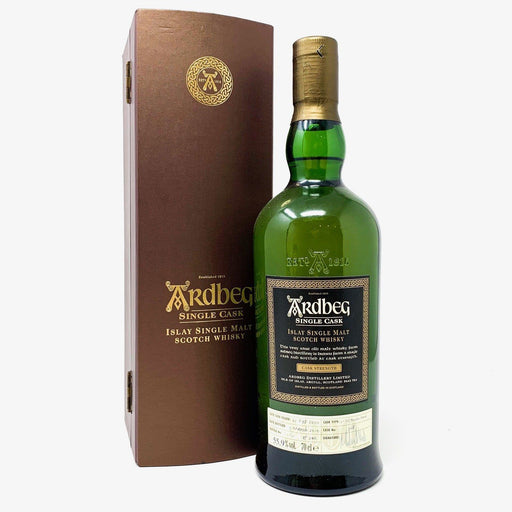 Ardbeg 2000 Single Cask No 368 Whisky Old and Rare Whisky
