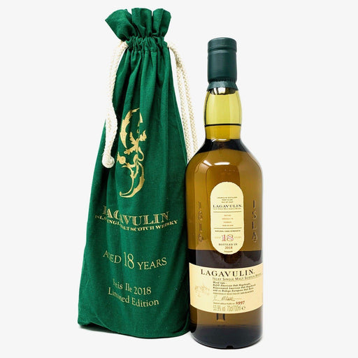 Lagavulin 18 Year Old Feis Ile 2018 Whisky Old and Rare Whisky