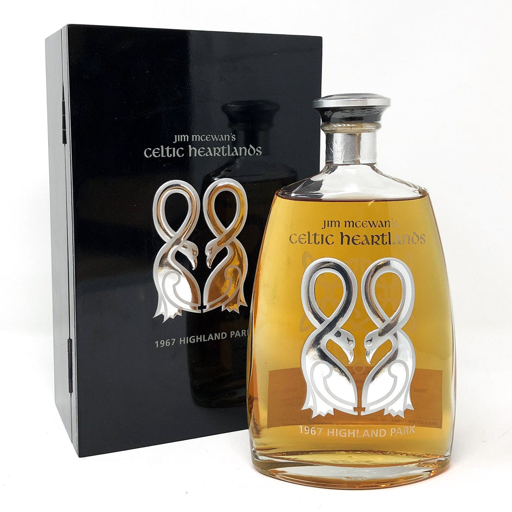 Macallan 1968 34 Year Old Celtic Heartlands Whisky Old and Rare Whisky