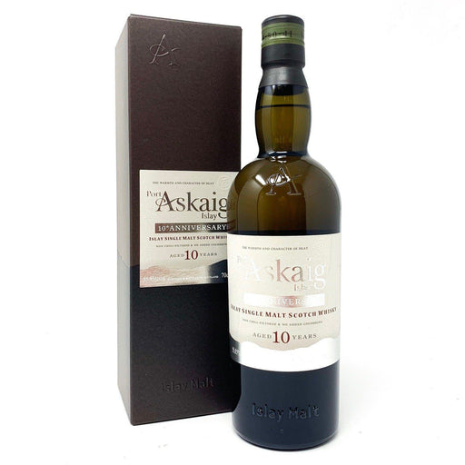 Port Askaig 10 Year Old 10th Anniversary Cask Strength Whisky Old and Rare Whisky