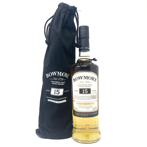 Bowmore 15 Year Old Feis Ile 2019 Whisky Old and Rare Whisky