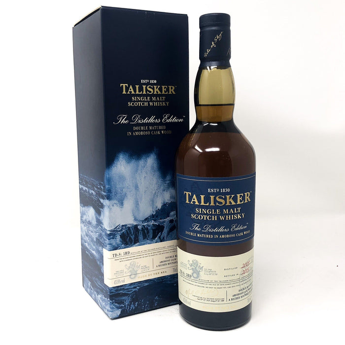 Talisker Distillers Edition 2005 Whisky Old and Rare Whisky