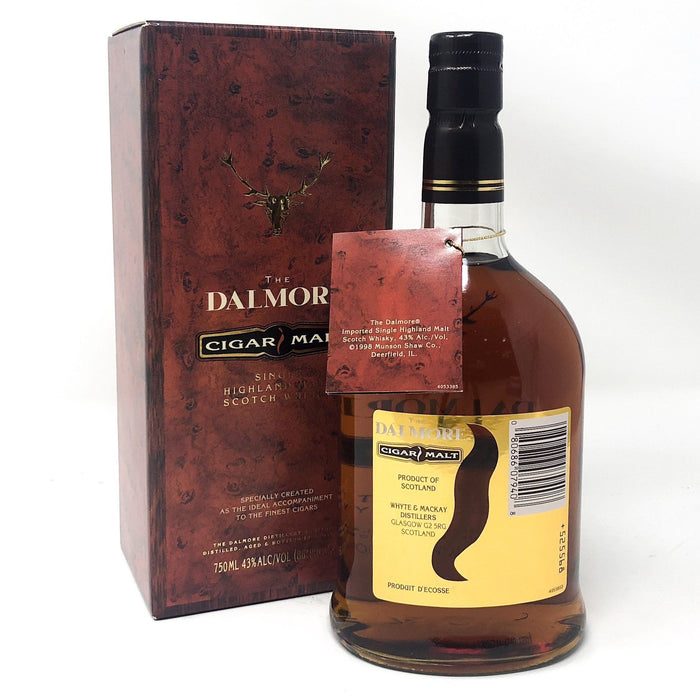 Dalmore Cigar Malt Whisky Old and Rare Whisky