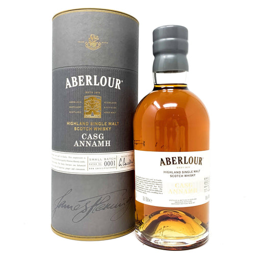 Aberlour Casg Amnahm Batch 0001 Whisky Old and Rare Whisky