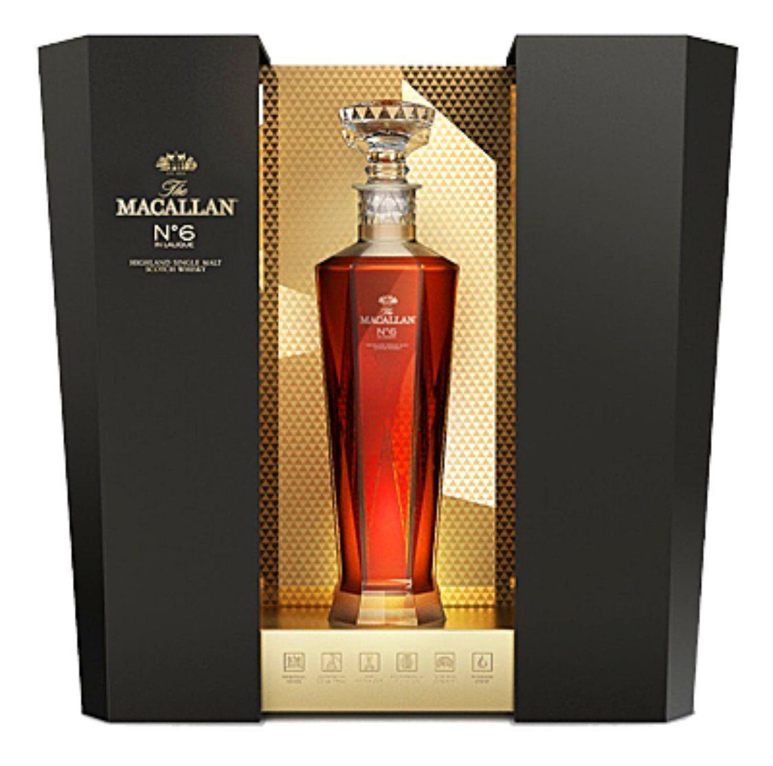 Macallan No.6 in Lalique Decanter