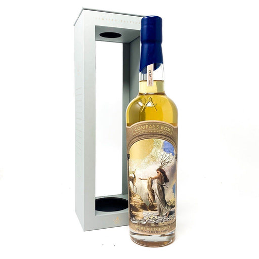 Compass Box Myths & Legends I Whisky Old and Rare Whisky