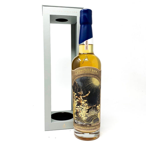 Compass Box Myths & Legends III Whisky Old and Rare Whisky