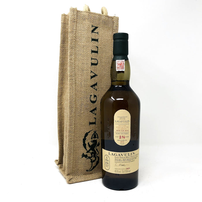 Lagavulin 18 Year Old Feis Ile 2016 Whisky Old and Rare Whisky