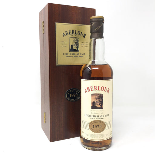 Aberlour 1970 21 Year Old Whisky Old and Rare Whisky