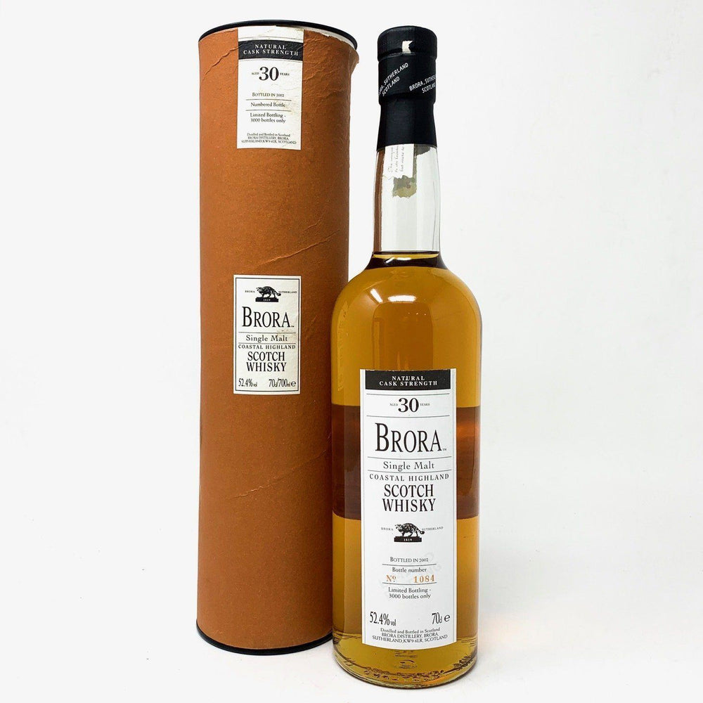 Brora 30 Year 2002 - 1st Release Whisky Old and Rare Whisky