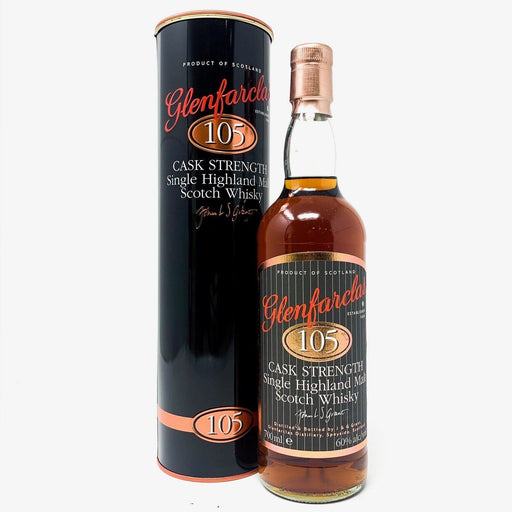 Glenfarclas 105 Cask Strength Scotch Whisky Whisky Old and Rare Whisky