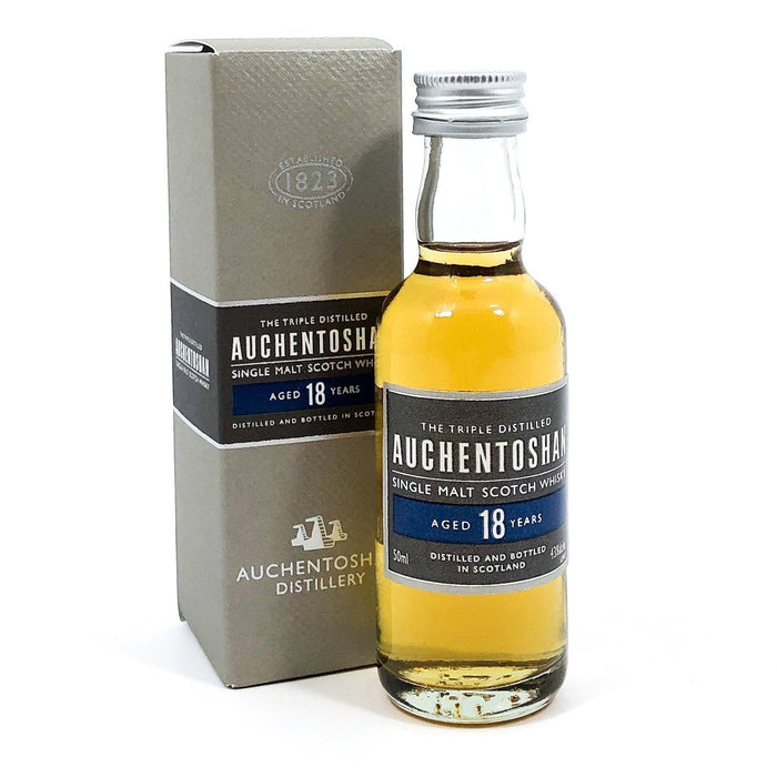 Auchentoshan 18 Year old 5cl Whisky Old and Rare Whisky