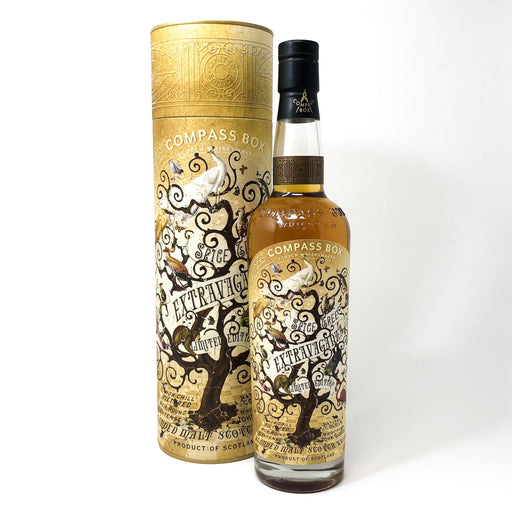 Compass Box Spice Tree Extravaganza Whisky Old and Rare Whisky