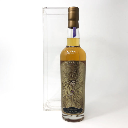 Compass Box Hedonism The Muse Blended Whisky Whisky Old and Rare Whisky