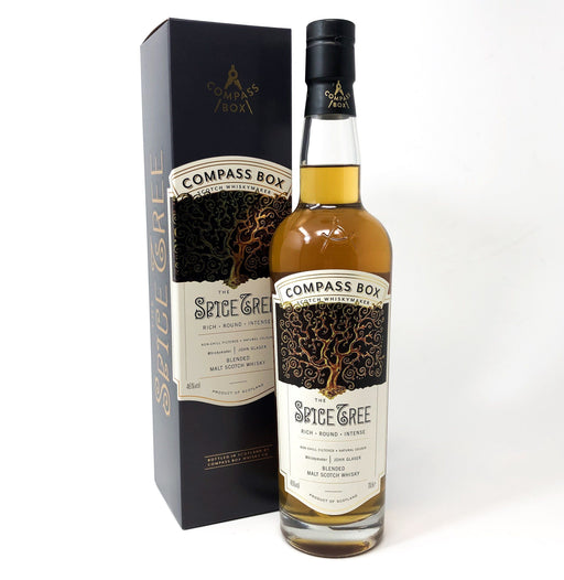 Compass Box Spice Tree 70cl Whisky Old and Rare Whisky