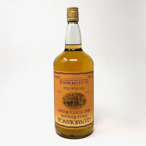 Glenmorangie 10 Year Old 1.5 Litre Old Style Whisky Old and Rare Whisky